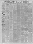 Portland Daily Press: June 26,1885