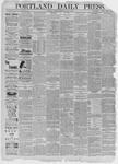Portland Daily Press: July 02,1885