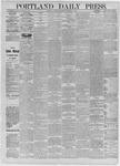 Portland Daily Press: September 01,1885