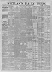 Portland Daily Press: September 02,1885