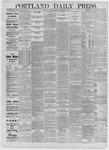 Portland Daily Press: September 08,1885