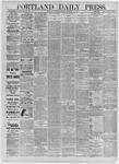 Portland Daily Press: September 10,1885