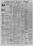 Portland Daily Press: October 12,1885