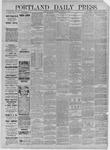 Portland Daily Press: December 04,1885