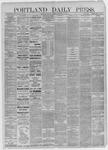 Portland Daily Press: December 21,1885