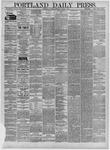 Portland Daily Press: January 24,1885