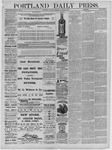 Portland Daily Press: February 07,1885