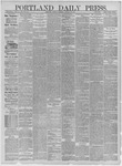 Portland Daily Press: February 16,1885