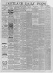 Portland Daily Press: March 31,1885