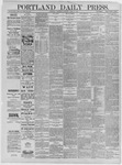 Portland Daily Press: April 02,1885