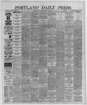 Portland Daily Press: June 04,1889