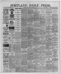Portland Daily Press: June 06,1889