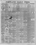 Portland Daily Press: August 04,1891