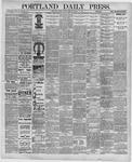 Portland Daily Press: August 14,1891