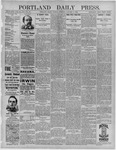 Portland Daily Press: January 05,1892