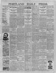 Portland Daily Press: January 08,1892