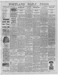 Portland Daily Press: January 11,1892