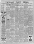 Portland Daily Press: January 14,1892