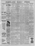 Portland Daily Press: March 05,1892