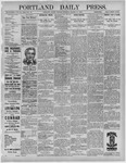 Portland Daily Press: March 15,1892