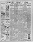 Portland Daily Press: March 17,1892