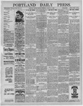 Portland Daily Press: March 21,1892