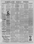 Portland Daily Press: March 22,1892
