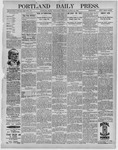 Portland Daily Press: March 23,1892