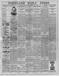 Portland Daily Press: March 24,1892