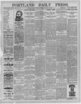 Portland Daily Press: March 28,1892