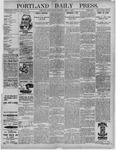 Portland Daily Press: April 01,1892