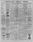 Portland Daily Press: April 11,1892