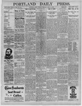 Portland Daily Press: April 12,1892