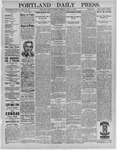 Portland Daily Press: April 14,1892