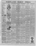 Portland Daily Press: April 16,1892