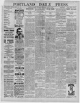 Portland Daily Press: April 21,1892
