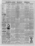 Portland Daily Press: April 23,1892
