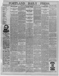 Portland Daily Press: April 27,1892
