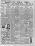 Portland Daily Press: April 29,1892