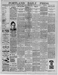 Portland Daily Press: April 30,1892