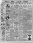 Portland Daily Press: May 02,1892