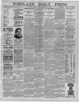 Portland Daily Press: May 03,1892