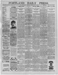 Portland Daily Press: May 11,1892