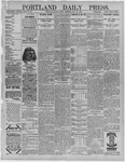 Portland Daily Press: May 13,1892