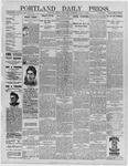 Portland Daily Press: June 15,1892