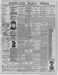 Portland Daily Press: June 17,1892