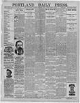 Portland Daily Press: June 18,1892