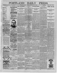 Portland Daily Press: May 09,1892