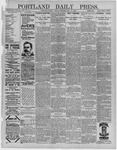 Portland Daily Press: May 10,1892