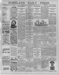 Portland Daily Press: May 12,1892
